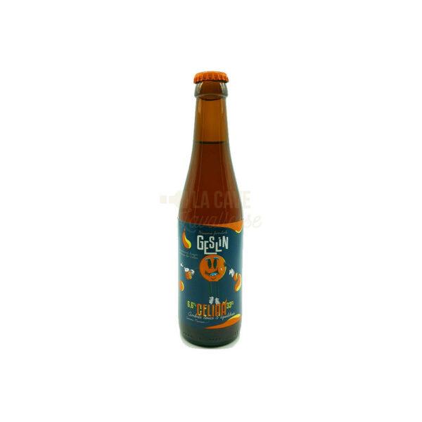 Celiaa 33cl - Bière Ambrée 6.6% Produits de la Mayenne, Bières & Cidres de la Mayenne, Brasserie Geslin, biere artisanale de la mayenne, brasserie artisanale de la mayenne, colis gourmand, epicerie fine, panier gourmand, panier mayennais, producteur local en mayenne, producteurs locaux en mayenne, produit de la mayenne, produit mayennais, produits du terroir en mayenne