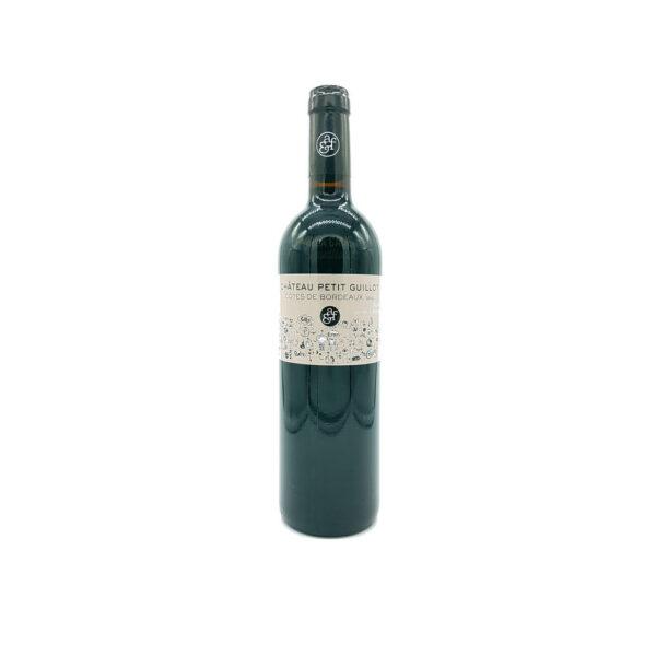 Côtes de Bordeaux Tradition - Château Petit Guillot Vins Rouges, Vins Biologiques & Naturels, Château Petit Guillot