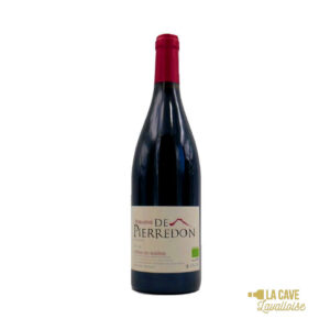 Côtes-du-Rhône - Domaine de Pierredon Vins Rouges, Vins Biologiques & Naturels, Vignerons d'Estézargues