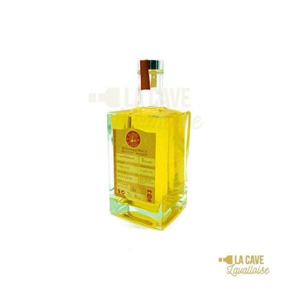 Dun Loch 40° - Highland Scotch Whisky - Fûts Hogshead - 70cl Ecosse, L'Orgue à Whiskies, Jean Boyer