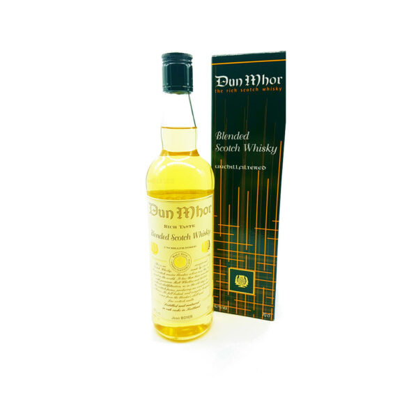 Dun Mhor 40° - Blended Scotch Whisky - 70cl Ecosse, Jean Boyer