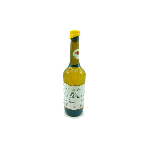 Eau-de-Vie de Poire Williams 40° - 70cl La Ferme du Pressoir, Produits de la Mayenne, Eaux de Vie