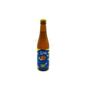 Mia 33cl - Bière Blonde 4% Produits de la Mayenne, Bières & Cidres de la Mayenne, Brasserie Geslin
