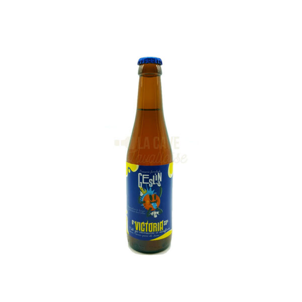 Victoria Milk IPA 33cl - Bière Blonde 8% Produits de la Mayenne, Bières & Cidres de la Mayenne, Brasserie Geslin