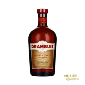 Drambuie - Liqueur Scotch Liqueur Whisky 40° - 70cl Liqueurs