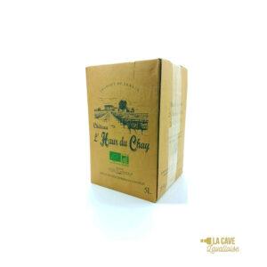 Blaye Tradition - Château L'Haur du Chay 5L & 10L Bordeaux, Vins Rouges, Vins Biologiques & Naturels, Bag-in-Box, Château L'Haur du Chay