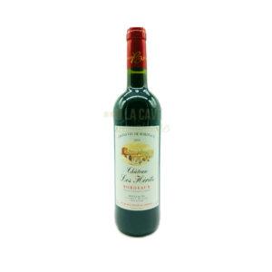 Bordeaux Rouge - Château Les Hérits - 75cl Bordeaux, Vins Rouges, Vignobles Boule & Fils