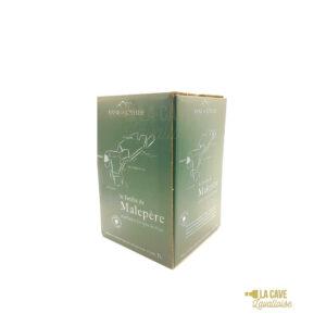 BIB Malepère Rouge 5L & 10L Languedoc-Roussillon, Vins Rouges, Bag-in-Box, bag, bag in box, bib, box, cubi
