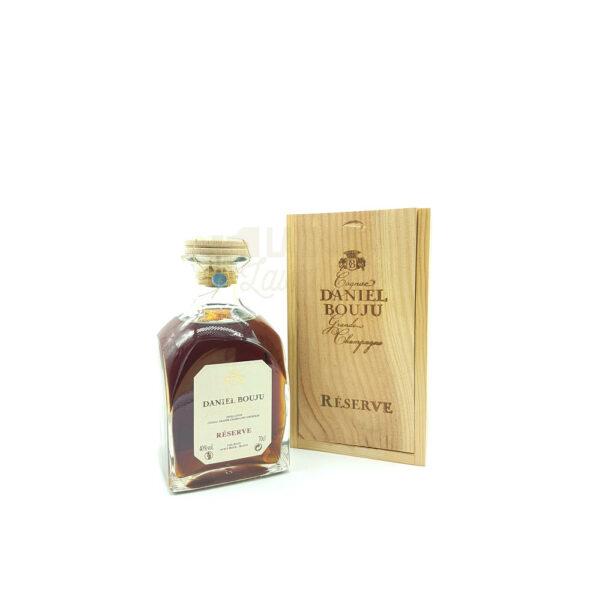 Cognac Premier Cru - RESERVE 40° - 70cl Cognac Bouju, cognac 1er cru grande champagne, cognac alcool, cognac grande champagne reserve, cognac grande champagne xo, cognac marque, cognac prix, cru cognac, digestif, meilleur cognac grande champagne