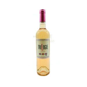 Trilogie Rosé - Domaine Saint-Preignan - 75cl Idées Cadeaux Fête des Pères, Vins Rosés, Domaine Saint-Preignan