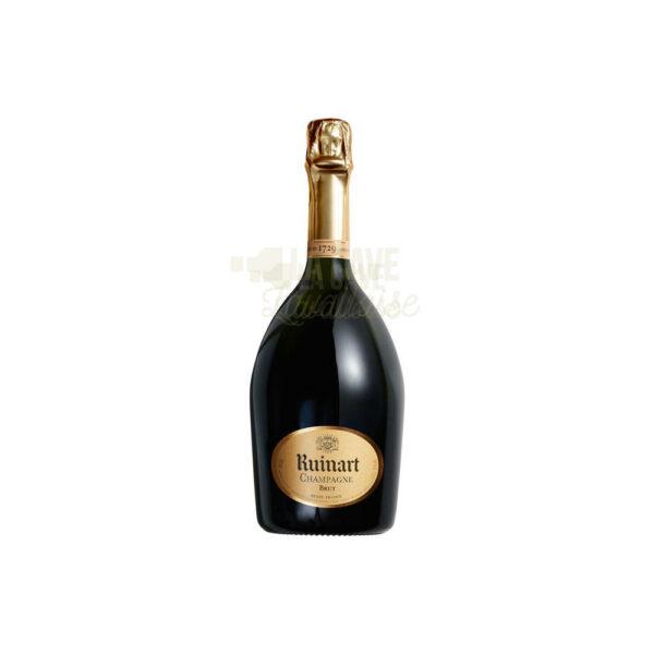 Champagne R de Ruinart Brut - Sans Etui - 75cl Ruinart, Vins Pétillants, champagne de marque, champagne ruinart avis, champagne ruinart direct producteur, champagne ruinart promo, champagne ruinart rosé, producteur de champagne ruinart, ruinart blanc de blanc, ruinart champagne prix