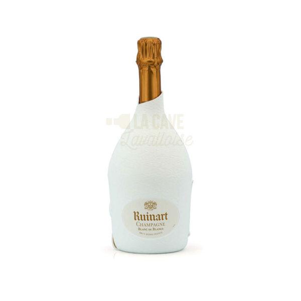 Champagne Ruinart Blanc de Blancs - Seconde Peau - 75cl Idées Cadeaux Fête des Pères, Ruinart, Vins Pétillants, champagne de marque, champagne ruinart avis, champagne ruinart direct producteur, champagne ruinart promo, champagne ruinart rosé, producteur de champagne ruinart, ruinart blanc de blanc, ruinart champagne prix