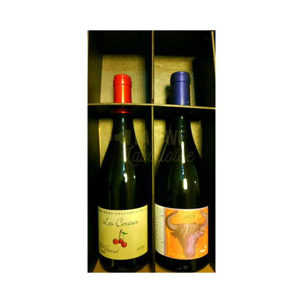 Coffret Vins - 2 Bouteilles - 2x75cl Idées Cadeaux Fête des Pères, Coffrets Vins, coffret vin, coffret vin abonnement, coffret vin blanc, coffret vin bordeaux, coffret vin découverte, coffret vin grand cru, coffret vin pas cher, coffret vin personnalisé, coffret vin rosé, coffret vin rouge, coffret vins récoltants, idée cadeau