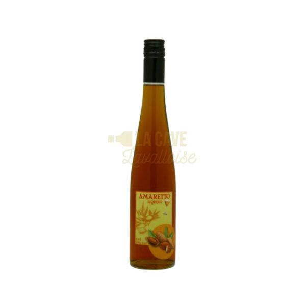 Liqueur Amaretto - 50cl Idées Cadeaux Fête des Pères, Liqueurs, Distillerie Devoille, digestif, distillat, distillerie, eau de vie, idée cadeau, liqueur, liqueur de fruit, trou normand