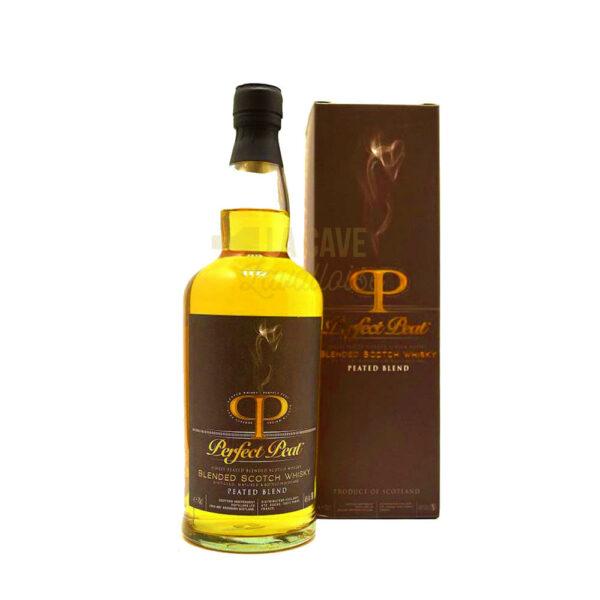 Perfect Peat 40° - 70cl Idées Cadeaux Fête des Pères, Ecosse, bourbon, finition futs de sherry, whiskey, whiskies à laval, whisky, whisky à laval, whisky en mayenne, whiskys
