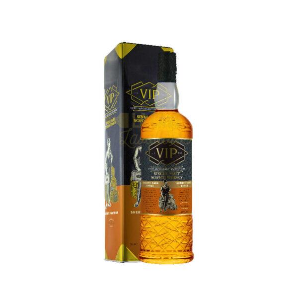 VIP Sherry Cask Finish - 40° - 70cl Idées Cadeaux Fête des Pères, Idées Cadeaux Noël 2021, Ecosse, bourbon, finition futs de sherry, whiskey, whiskies à laval, whisky, whisky à laval, whisky en mayenne, whiskys