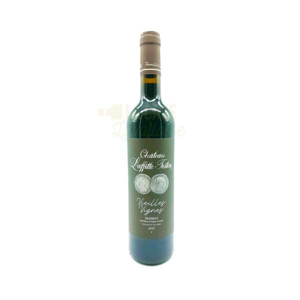 Madiran - Vieilles Vignes - 100% Tannat - Fûts de Chêne - 75cl Sud-Ouest, Vins Rouges, Château Laffitte-Teston, madiran, pacherenc du vic bilh, tannat, vins du sud ouest