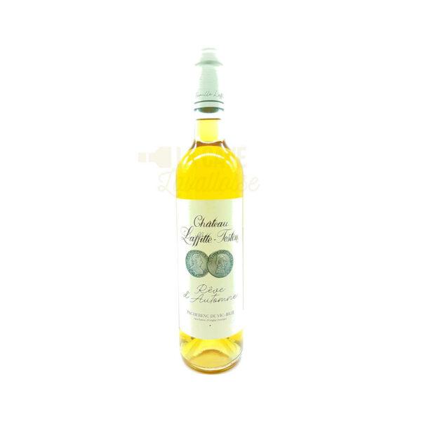 Pacherenc du Vic-Bilh Blanc Moelleux - 75cl Sud-Ouest, Vins Blancs, Château Laffitte-Teston, madiran, pacherenc du vic bilh, tannat, vendanges tardives, vins du sud ouest