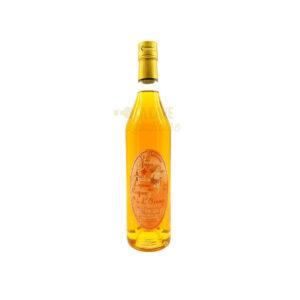 Liqueur au Cognac et à l'Orange 24° - 70cl IDEES CADEAUX, Liqueurs, cognac à l'orange, cognac aux amandes, digestif, fabrication artisanale, liqueur, liqueur cognac