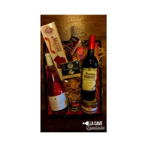 Colis Gourmand Idées Cadeaux Noël 2021, IDEES CADEAUX, Colis Gourmands, bières locales de la mayenne, colis gourmand, épicerie fine en Mayenne, épicerie fine Laval, idée cadeau, panier garni, panier gourmand à laval, panier mayennais, produits locaux de la mayenne, vins