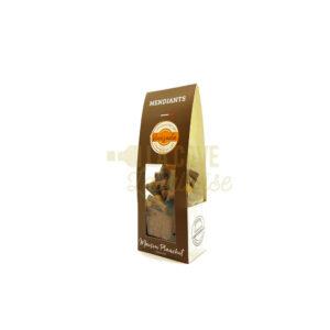 Mendiants - Chocolats au Lait - 70gr Maison Planchot, Produits Sucrés, biscuits, croquants, épicerie, fabrication artisanale, galettes au beurre, maison planchot, mendiants, meringues, noisettes, Pays de Loire, prefou, produits, produits locaux, vendée